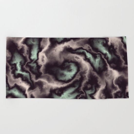 Turbulence in BMAP 01 Beach Towel