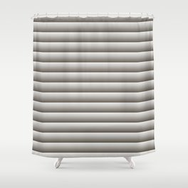 Simple striped pattern. 2 Shower Curtain