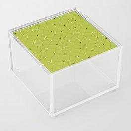 Chemistry Class Doodles - Lime Acrylic Box