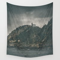 storm Wall Tapestries featuring Storm by Rafael Igualada