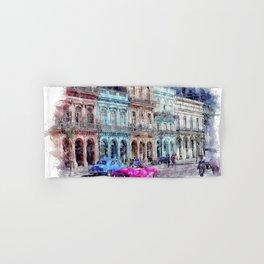 Architecture Travel City Hand & Bath Towel