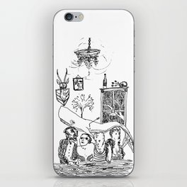 Dinner Party iPhone Skin