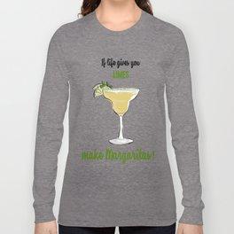 Margaritas Long Sleeve T-shirt