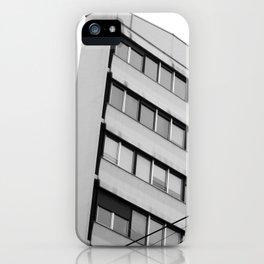 Milan | Building in corso Italia | Luigi Moretti architect iPhone Case