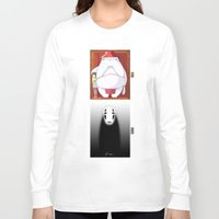 spirited away Long Sleeve T-shirts featuring Spirited Away by Leamartes