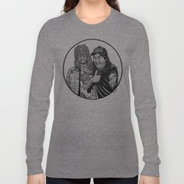 Brains World Long Sleeve T-shirt