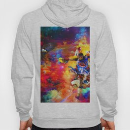 Dance with eagle Hoody