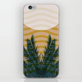 Beach vibrations iPhone Skin