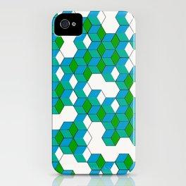 Cubes iPhone Case