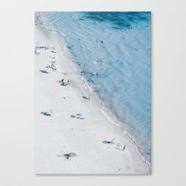Beach Life 3 Canvas Print