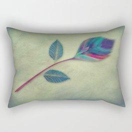 Strange Flower Rectangular Pillow