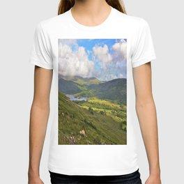 The Black Vally T-shirt