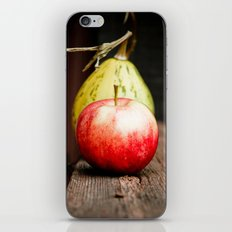 Autum Apple iPhone & iPod Skin