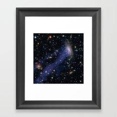 Galaxy ESO 137 Framed Art Print