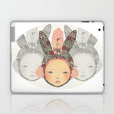 Bunny Girl Laptop & iPad Skin