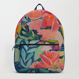 Frolicking Flowers Backpack