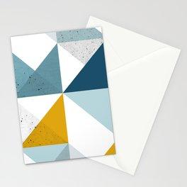 Modern Geometric 18 Stationery Cards