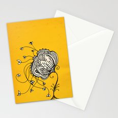 lonely mind  Stationery Cards