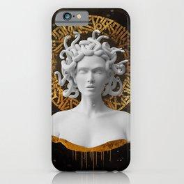 Medusa Aurora iPhone Case