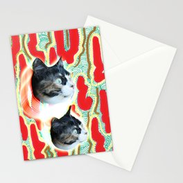Cuca the Cat Stationery Cards