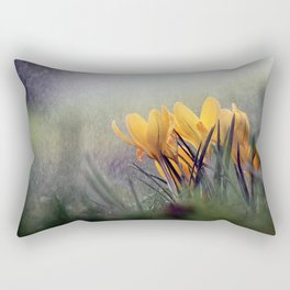 Song of Forgiveness. Rectangular Pillow