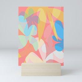 Madeira Floral #society6 #buyart Mini Art Print