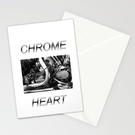 Chrome Heart Stationery Cards