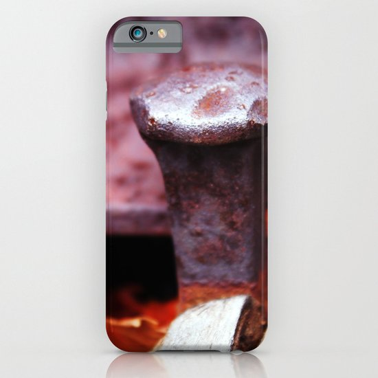 Iron Age iPhone & iPod Case
