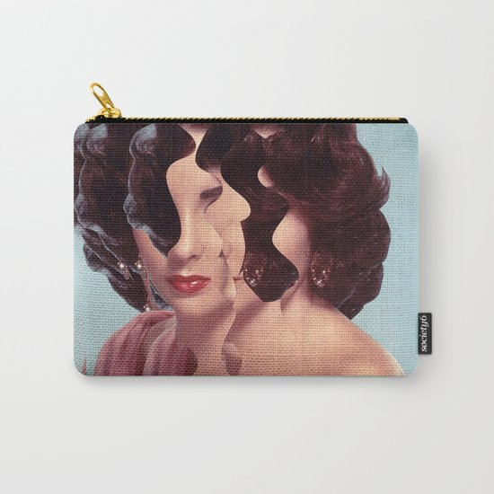 Another Portrait Disaster · Liz 1 Carry-All Pouch