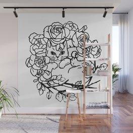 Like A Boss Wall Mural