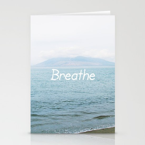 Take a moment and ... Stationery Cards