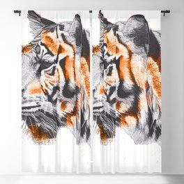 Tiger 2 Blackout Curtain
