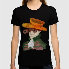 'Postapocalyptic' style Madhatter (Alice in Wonderland) T-shirt