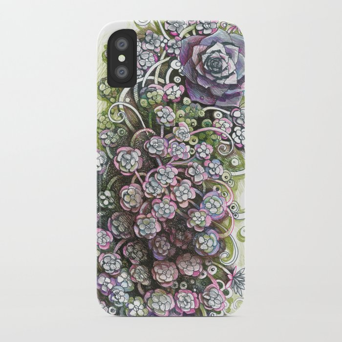 Stonecrop iPhone Case