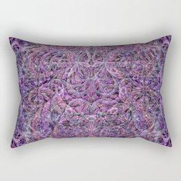 Harmonic Resonance Rectangular Pillow
