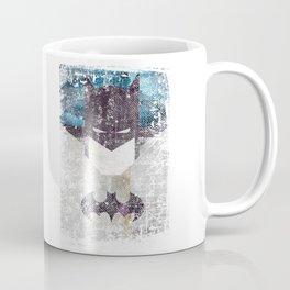 Bat grunge superhero Coffee Mug