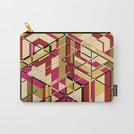 Hexagon No.2 Carry-All Pouch