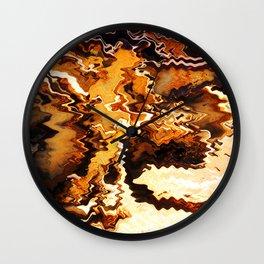 Ship Machinery Wall Clock