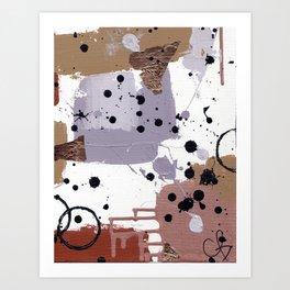 Art Cart Art Print