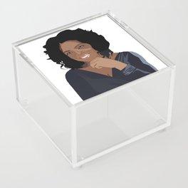 Oprah Acrylic Box