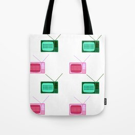 Introvert Pattern Tote Bag