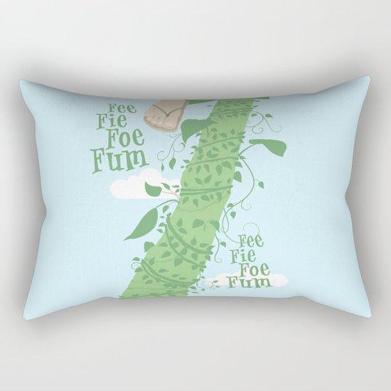 Fee Fie Foe Fum ! Rectangular Pillow