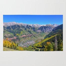 Telluride Colorado Rug