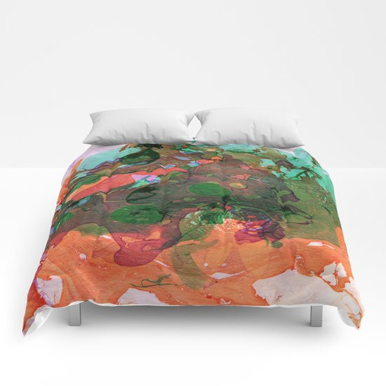 Abstract #2: World Comforters