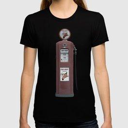 Fire Chief Gas Pump T-shirt