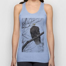 Majestic Bald Eagle Unisex Tank Top