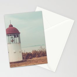Small lighthouse Stationery Cards