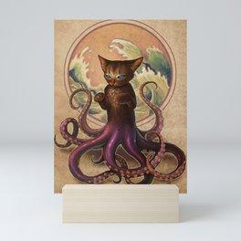 Octopussy Mini Art Print