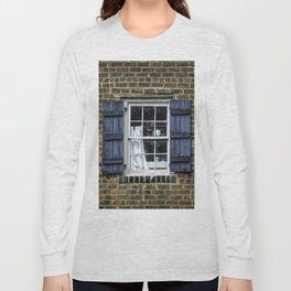 You'll probably need to warm that up. Long Sleeve T-shirt