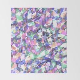 Lazer Diamond Throw Blanket